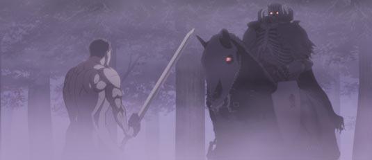 Berserk Golden Age Arc III: Descent