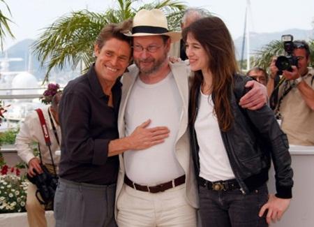 Dafoe - von Trier - Gainsbourg - Antichrist - Cannes