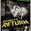 Frankenweenie Retro Monster Poster 03