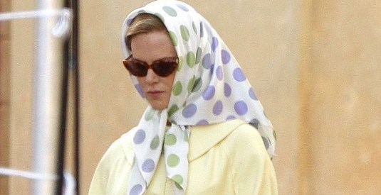 GRACE OF MONACO Set Photos