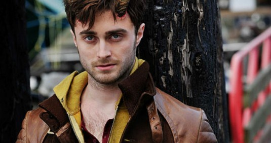 First Set Photo Of Daniel Radcliffe In HORNS! | FilmoFilia