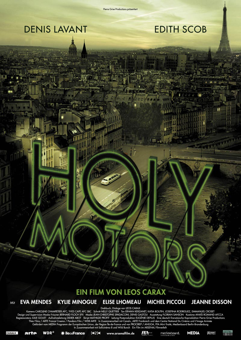 Holy Motors Stream