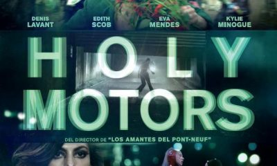 Holy Motors Poster