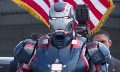 Iron Man 3 Photo: Patriot