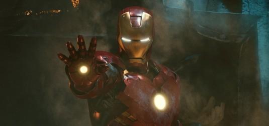 Iron Man 3 movie