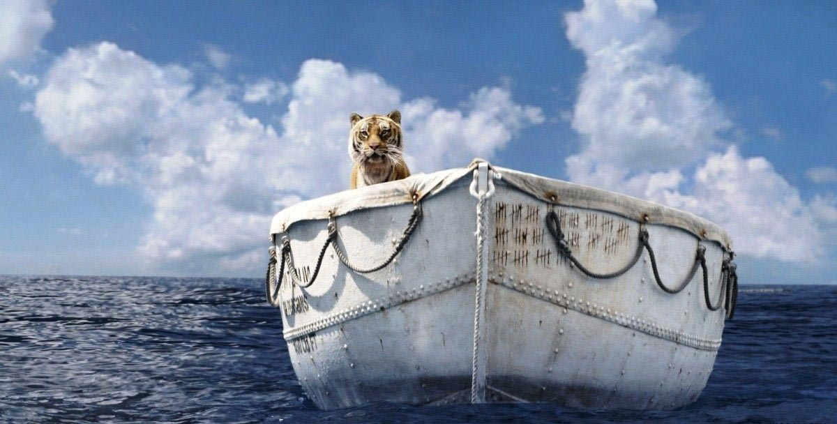 LIFE OF PI - Richard Parker