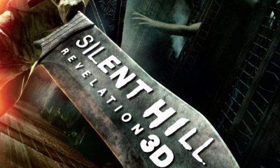Silent Hill Revelation 3D-Official Poster