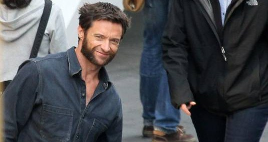 THE WOLVERINE Images