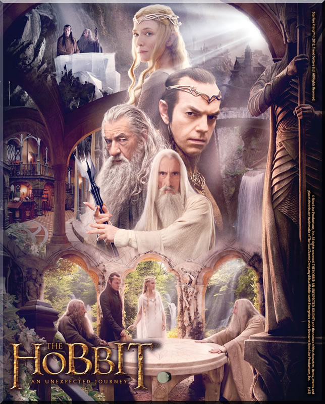 Warriors Into The Wild Plot Summary: Two New The Hobbit: An Unexpected Journey Posters