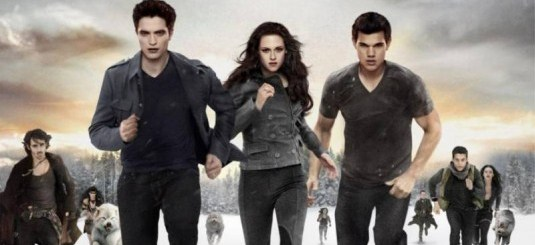 The Twilight Saga Breaking Dawn - Part 2 Movie