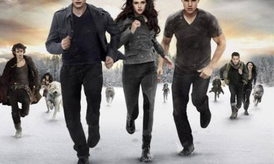The Twilight Saga Breaking Dawn - Part 2 Poster