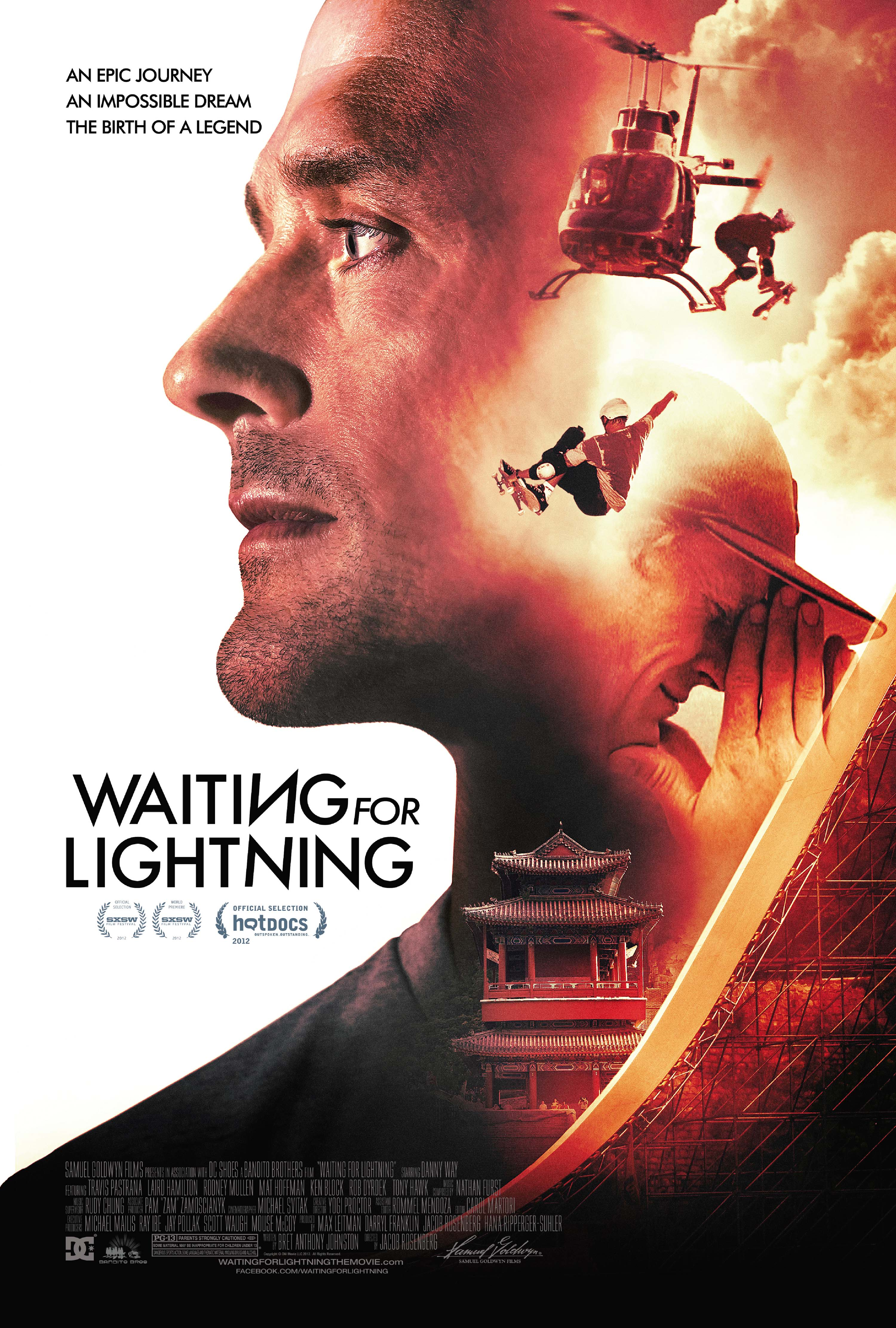 Waiting For Lighting – Full Movie [Skate, Completa]