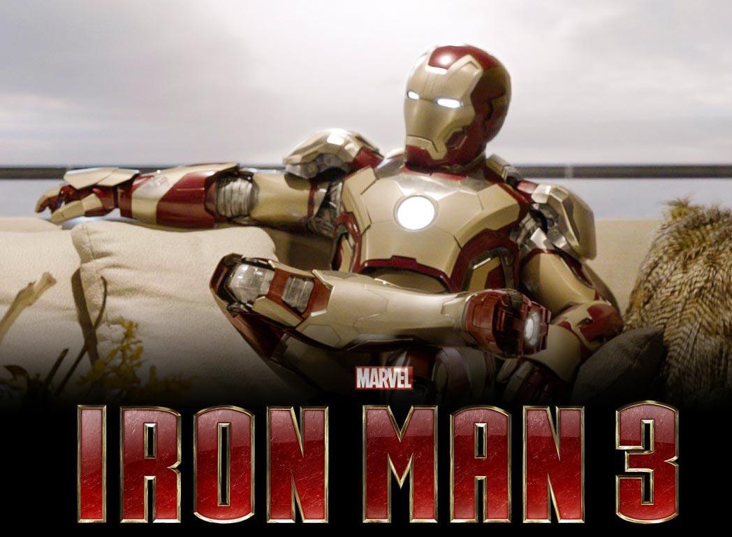 Iron Man 3 Extended International Tv Spot