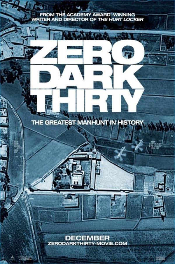 on the film zero dark thirty Image engine provided over 300 shots for kathryn bigelow's critically acclaimed zero dark thirty, a chronicle of the decade-long hunt for al-qaeda terrorist and general filmmaking conditions were as true to events as possible, to support the integrity of the movie – with all the details coming under rigorous scrutiny.