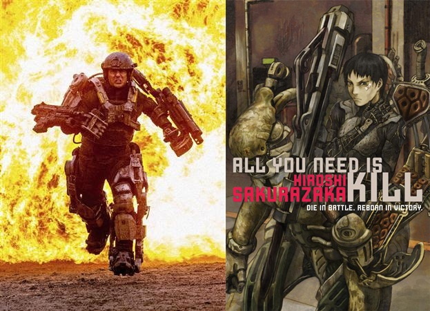 all you need is kill first photo filmo 祝ハリウッド化 all
