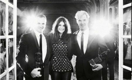 Benedict Cumberbatch, Gemma Arterton