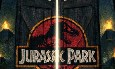 Jurrasic Park 3D Poster