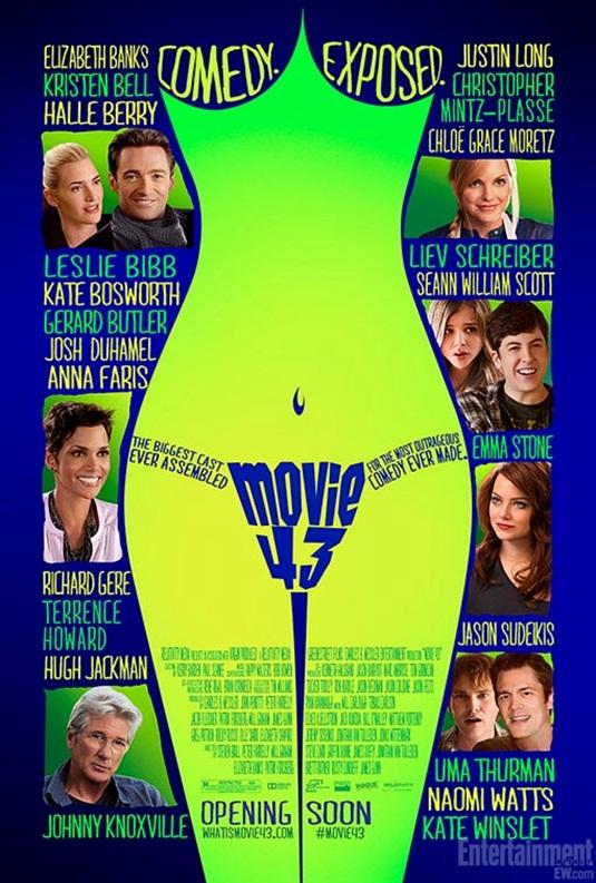 Movie 43 - Poster