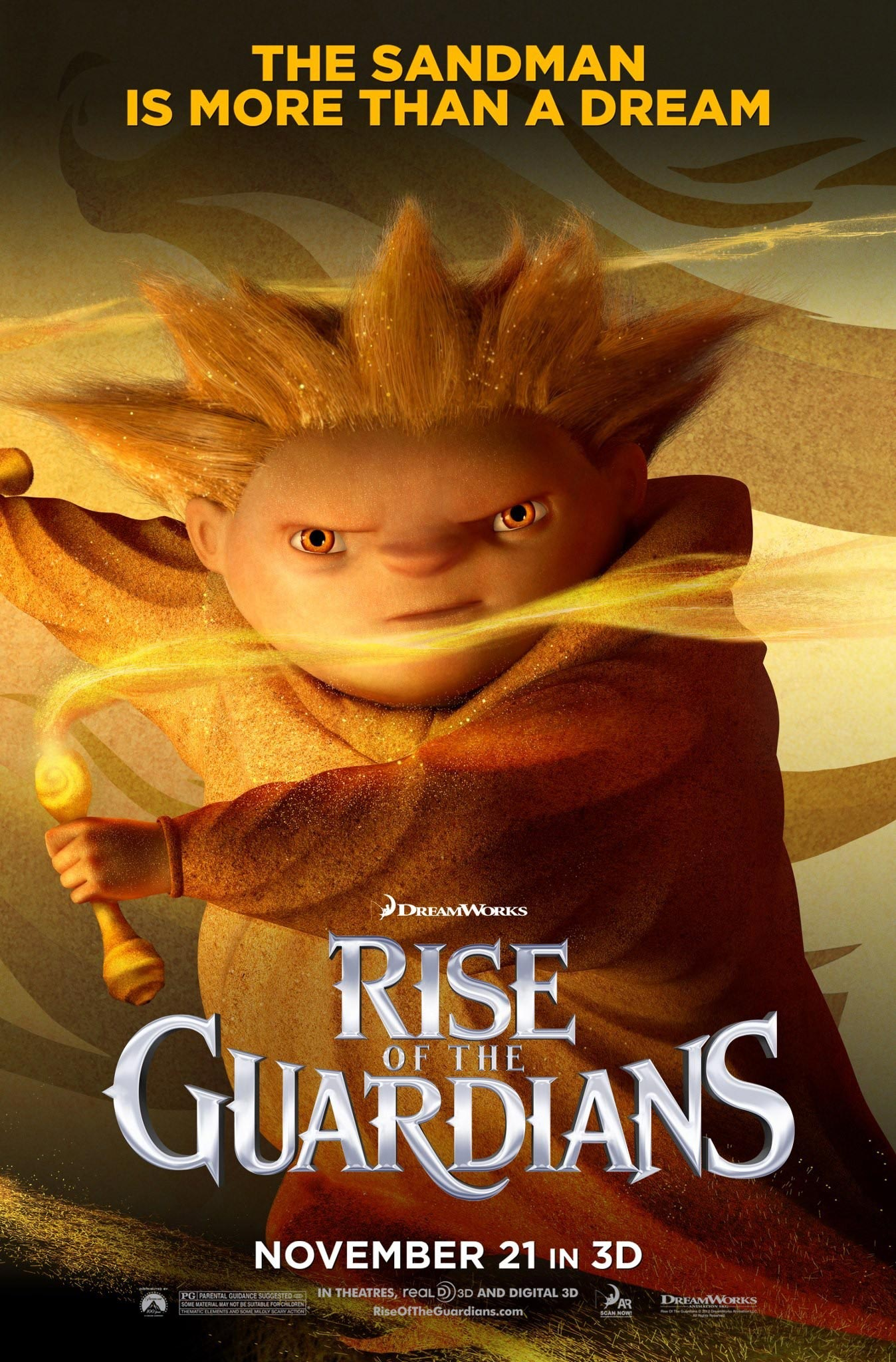 new rise of the guardians character posters filmofilia
