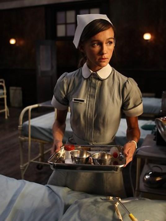 Sharni Vinson As Nurse Kathy In PATRICK Remake