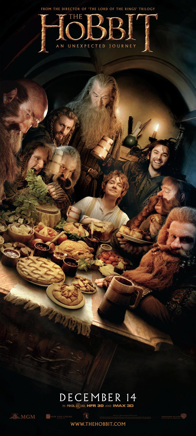 The Hobbit: The Battle of the Five Armies (2014) - IMDb