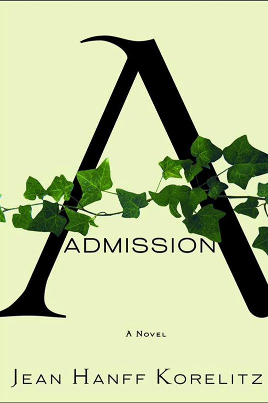Admission - Book Cover