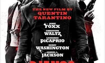 Django Unchained Poster