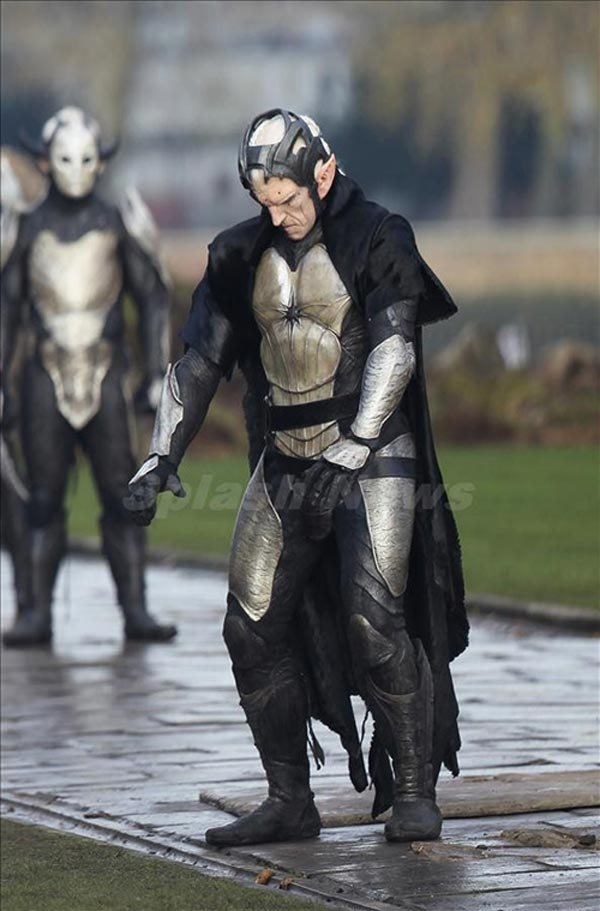 Thor 2: The Dark World Dark Elves 2