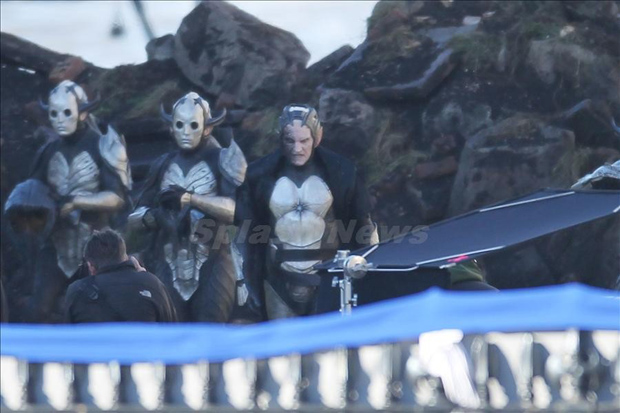 Thor 2: The Dark World Dark Elves 3
