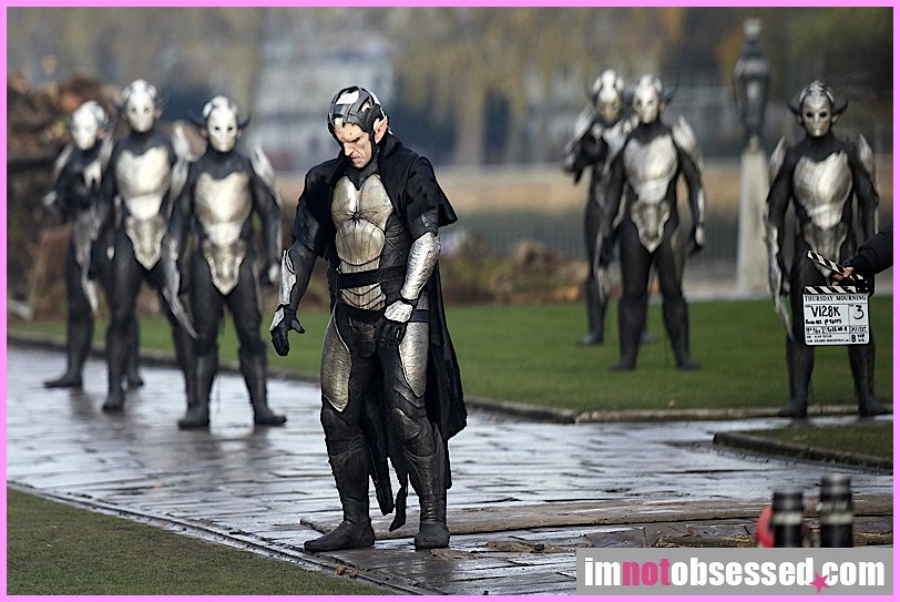 Thor 2: The Dark World Dark Elves 5