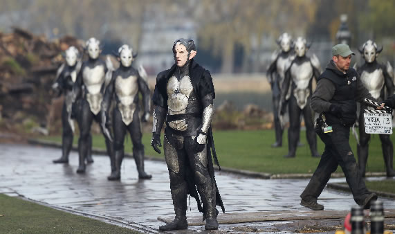 Thor 2: The Dark World Malekith