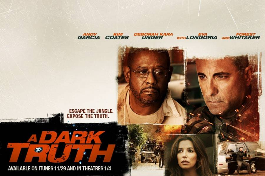 4 New Clips From A DARK TRUTH, Starring Eva Longoria, Andy ... A Dark Truth