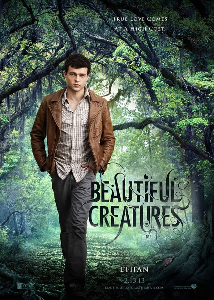 Beautiful Creatures Link And Ridley BEAUTIFUL CREATURES Character