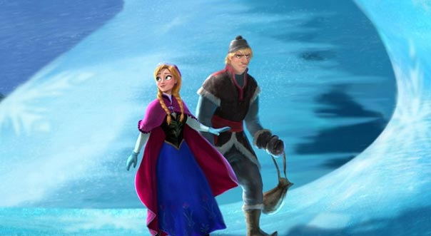Disney Animation Studios' 53rd full-length animated feature, Frozen