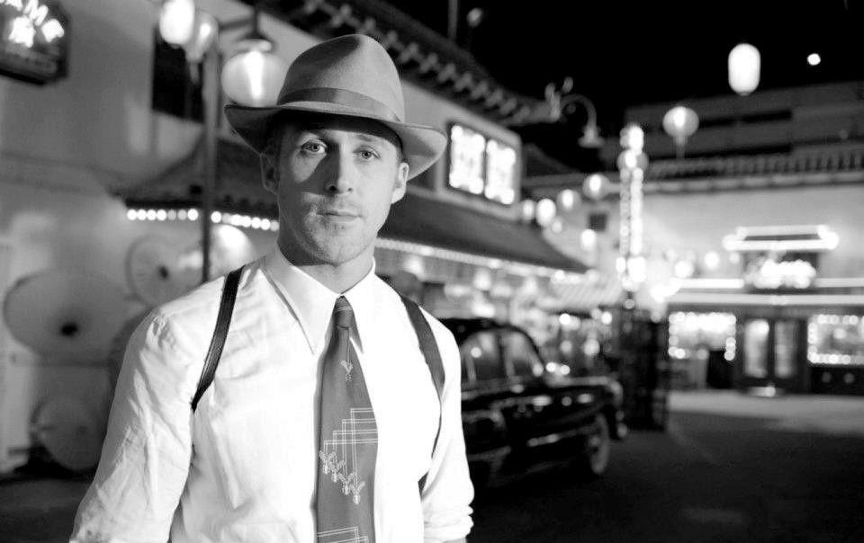 Gangster squad black and white photo 01