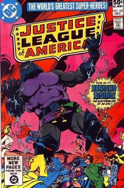 Justice League of America #185