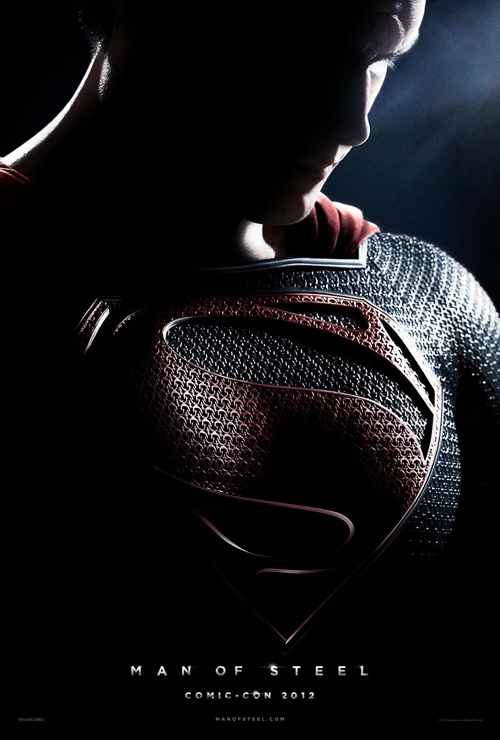 Man of Steel - Poster