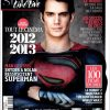 Man of Steel magazine cover