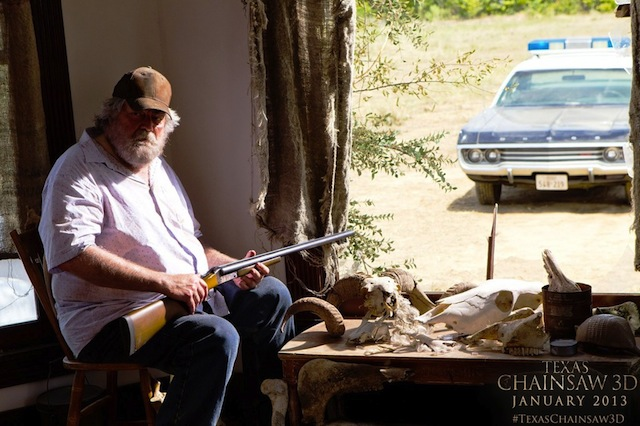 texas chainsaw 3d � happy new year spot