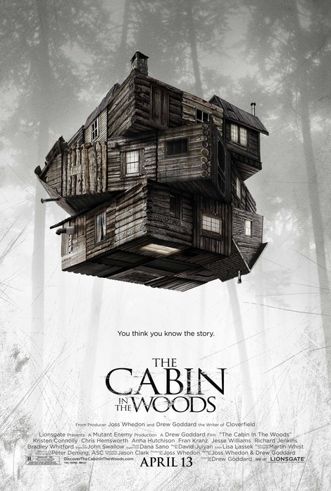 The Cabin in the Woods - Poster