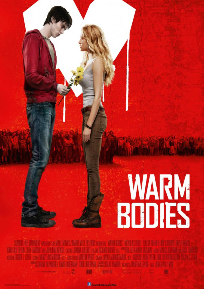 WARM BODIES Posters (+...