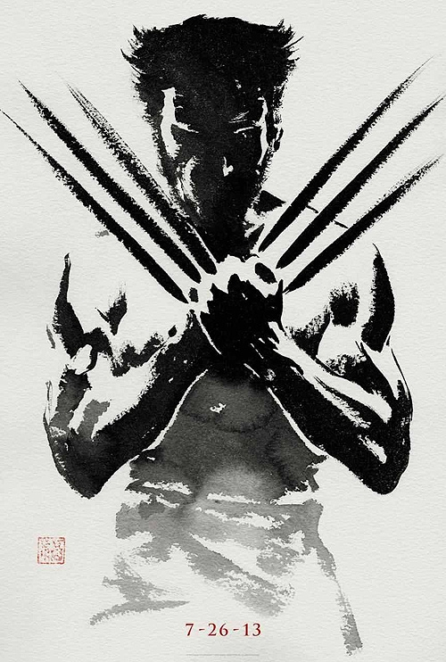 The Wolverine - Poster