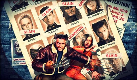 X-Men: First Class - Days of Future Past