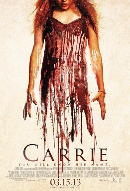 Carrie - Second Poster