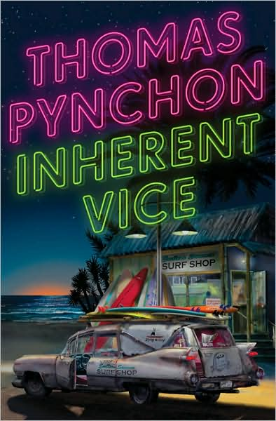 Inherent Vice - Cover
