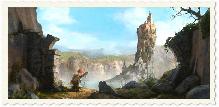 Teaser Trailer & Lovely Images From JUSTIN AND THE KNIGHTS OF VALOUR