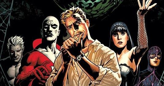 Justice League Dark Featuring Constantine and Deadman