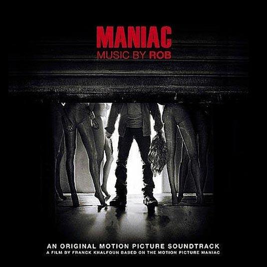 Maniac OST Cover Art