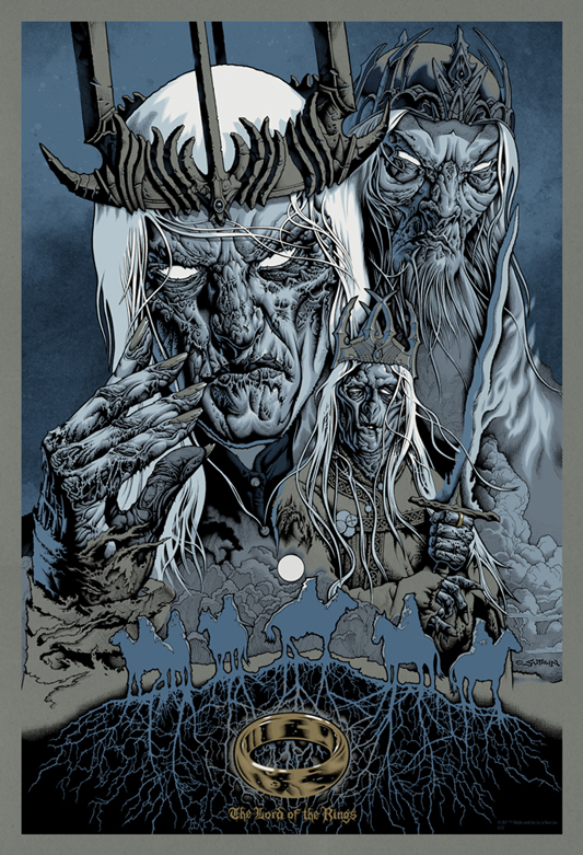 Mondo-MikeSutfin-Servants of Sauron