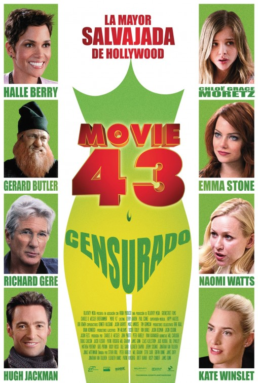 Movie 43 - International Poster